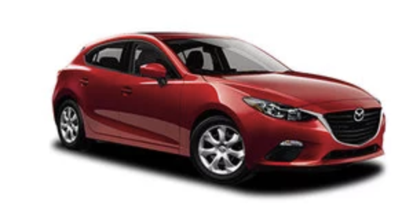 Lease or loan Mazda 3