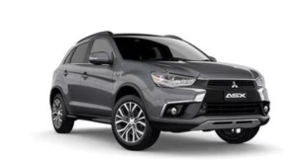 Lease or loan Mitsubishi ASX