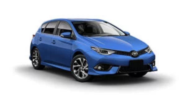 Lease or loan Toyota Corolla